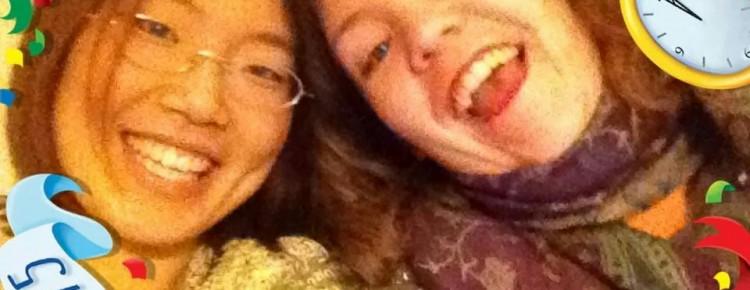 Nicole & Rahel