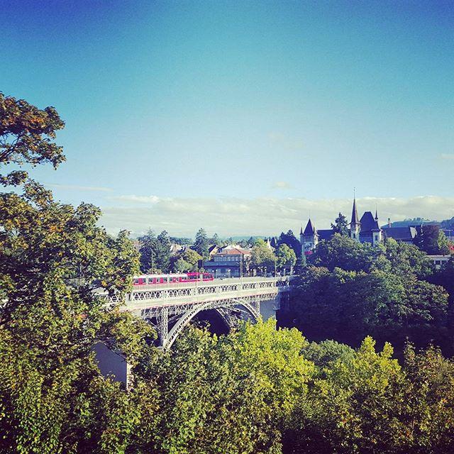 Bern Mitte Oktober