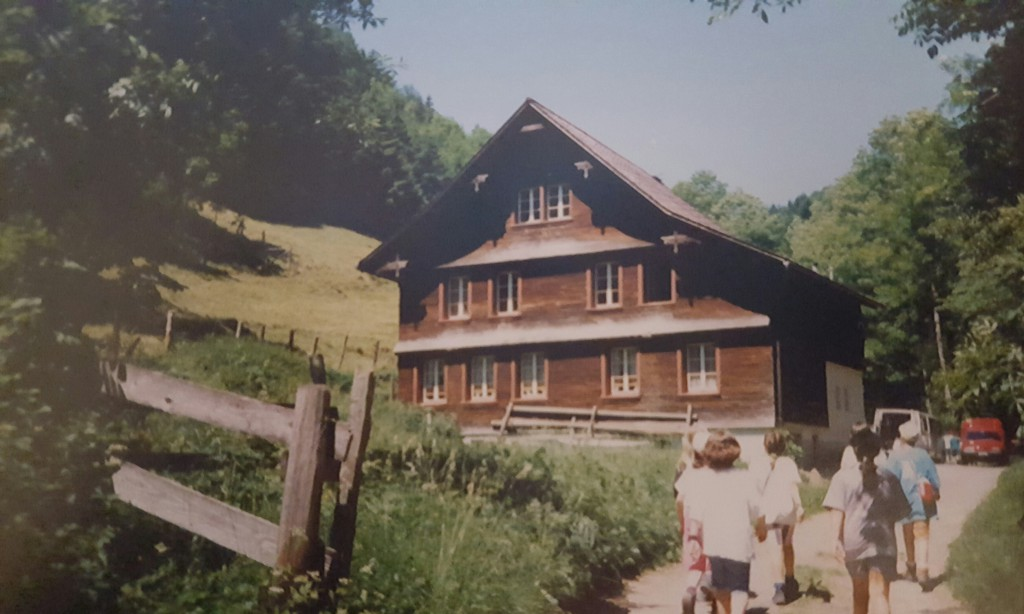 Klassenlagerhaus