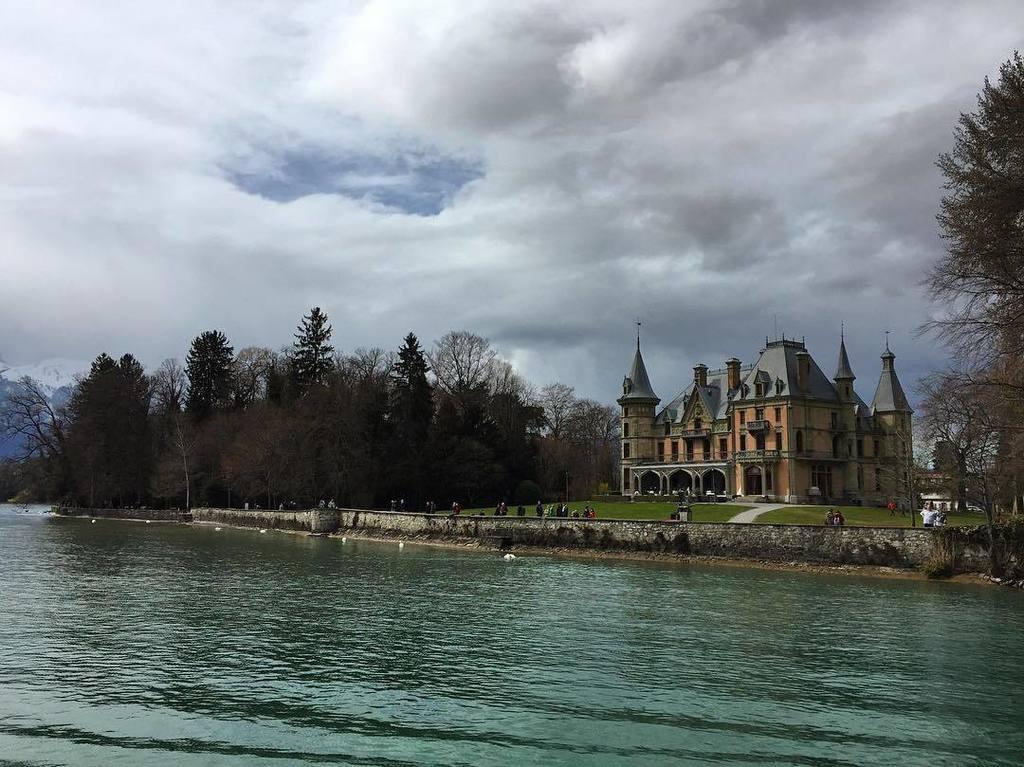 Mamophotos Foto vom Schloss Schadau
