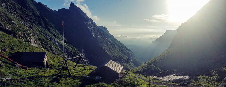Morgenstimmung im Alpstein