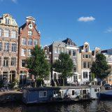 Radisli alleine in Amsterdam